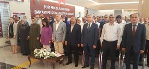 15 Temmuz'da şehit olan Prof. Dr. İlhan Varank isminin verildiği hastanede anıldı