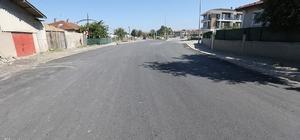 Kazımpaşa Caddesi girişi asfaltlandı