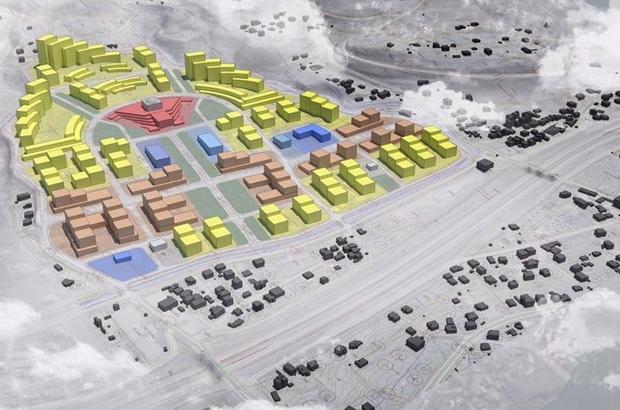 Payas Karbeyaz Mahallesi için kentsel dönüşüm planı onaylandı