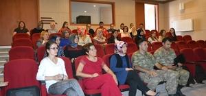 Aziziye Sosyal Hizmet Merkezinde eğitim atağı