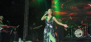 Muz Festivali Tuğba Yurt konseriyle sona erdi