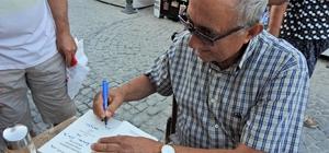 Yazarlarla okuyucular Alaçatı'da buluştu