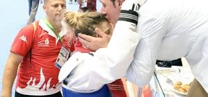 İlkadım'dan olimpiyat şampiyonu