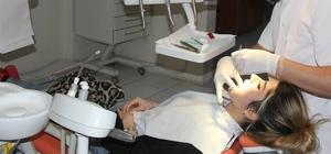 Diş merkezinden mesai saati değişikliği