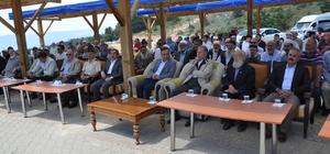 Bahaddin Gazi Anma ve Dede Yaylası Şenlikleri yapıldı