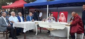 Başkan Ertuğrul'un mutlu günü