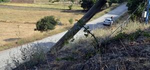 Telefon kabloları kopunca dünyayla iletişimleri kesildi