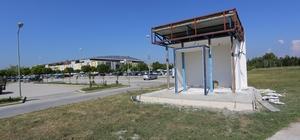 Serdivan'a turizm destek ofisi yapılıyor