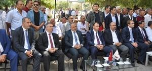 """Başkan Alan, """"Elazığ'ın kalkınması ilçelerin gelişimiyle orantılıdır"""""""