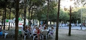 Karşıyaka'ya bir 'park kafe' daha