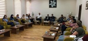 ESOGÜ TÖMER'in misafir öğrencileri Mahmudiye Atlı Terapi ve Rehabilitasyon Araştırma Merkezini ziyaret etti