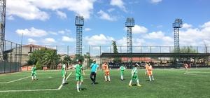 Bilgi Evleri Arası 8'inci Futbol Turnuvası başladı