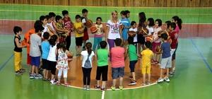 Nevşehir'de yaz spor okullarında 5 bin 550 öğrenci kurslara katılıyor