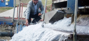 Akdağmadeni jeotermal sıcak suya kavuşuyor
