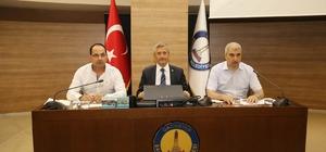 Şahinbey'de Ağustos ayı belediye meclisi toplandı