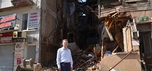 Tarihî binalar restore edilerek gelecek kuşaklara bırakılacak