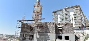 Osmanlı ve Selçuklu Mimarisi camilerde hayat buluyor