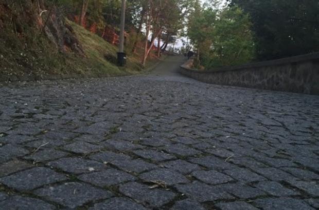Giresun Kelesi'ne turist akını