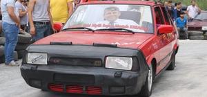 Modifiye araç tutkunları Giresun'da buluştu