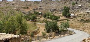 Gazipaşa'nın yayla yolları asfaltlanıyor