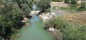 Günyüzü'de kuraklık nedeniyle tarla sulamalarına 4 gün ara verildi