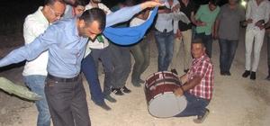 Gaziantep'te kınalı kuzular için kına gecesi