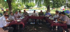 Tatvan'da 'asayiş ve huzur' toplantısı