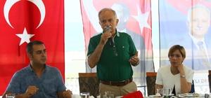 Karşıyaka ve Bayraklı belediye başkanları zabıtalarla buluştu