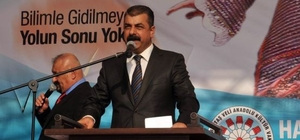 """Yılmaz: """"Tüm canları Hacı Bektaş'a bekliyoruz"""""""