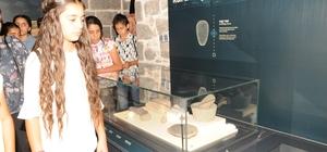Bilgi evleri öğrencileri tarihle buluştu
