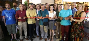 Manavgat'ta 1. Kitap Günleri Fuarı açıldı