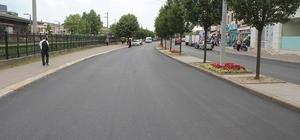 Milli Egemenlik Caddesi yenilendi