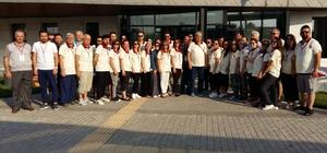 Adapazarı halk oyunları ekibi İtalya'da