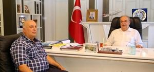 Şehit bbasından Başkan Kutlu'ya teşekkür