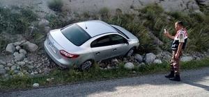 Çıldır'da trafik kazası: 1 yaralı