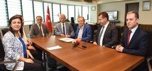 Termal sağlık turizmi Balıkesir'de masaya yatırılacak