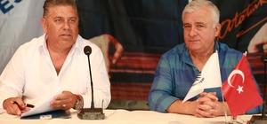 Bodrum Belediyesi değerlendirme toplantısı yapıldı