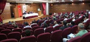 İl koordinasyon kurulu toplantısı düzenlendi