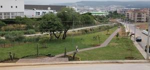 Gaziemir'e Adalet ve Üç Fidan Parkı