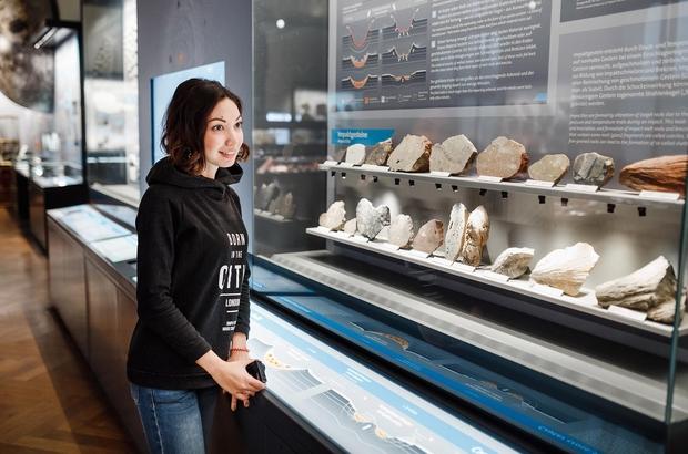 """Paleontoloji Sergisi"" ile geçmişe yolculuk"