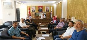 Hisarcık Belediyesi'nin Ağustos ayı meclis toplantısı yapıldı
