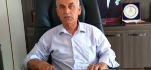 Bafra Ziraat Odası Başkanı Tosuner'den vekillere çağrı