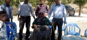 Musabeyli ilçesinde engellilerin sorunları çözülüyor