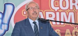 """Başkan Albayrak, """"Tekirdağ tarım ve hayvancılığın Türkiye'deki başkentidir"""""""