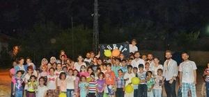 Malatya'da çocuk filmleri festivali düzenlendi