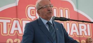 """(Tekrar) Başkan Alabyrak, """"Tekirdağ tarım ve hayvancılığın başkentidir"""""""
