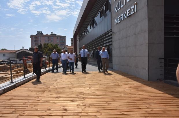Sinop Kültür Merkezinde sona doğru