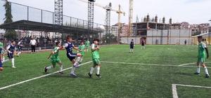 Bilgi Evleri Arası 8'inci Futbol Turnuvasının finali yapıldı