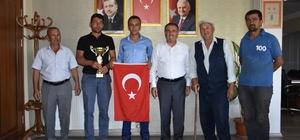 Bigadiç'de Başkan İsmail Avcu:
