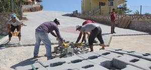 Toroslar Belediyesi, mahallelerde çalışmalarını sürdürüyor